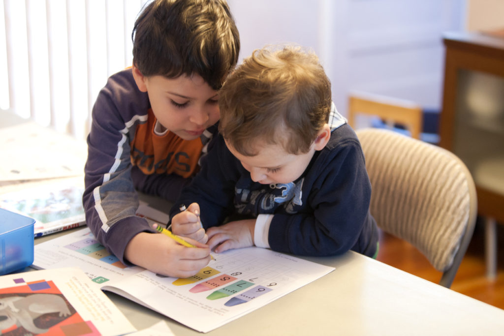 Significance of Choosing Good Toddler Day Care Heart